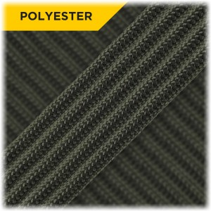 Paracord Type III 550 (PES) Olive #6148