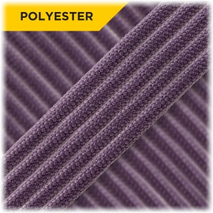 Paracord Type III 550 (PES) Gray-violet #10159