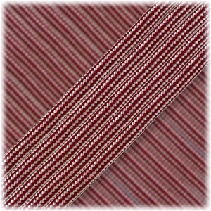 Paracord Type III 550, Red beans #052
