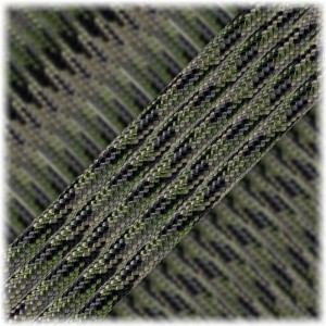 Paracord Type III 550, Camouflage green #272