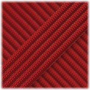 Paracord Type III 550, Raspberry #450