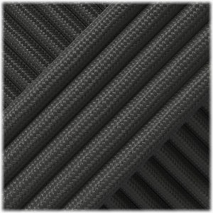 Нейлоновый шнур 8mm - Dark grey #030