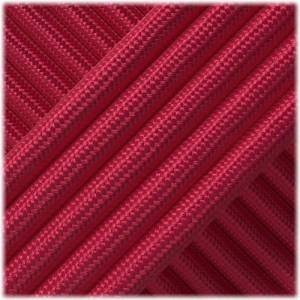 Нейлоновый шнур 8mm - Neon pink #300